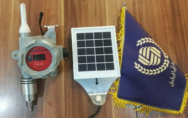 فشارسنج و دماسنج سرچاهی : P/T transmitter